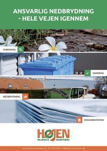 Se her en vores folder om nedbrydning af huse